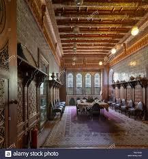 Manial Palast Von Prinz Mohammed Ali Esszimmer In Der