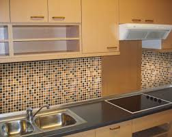 Mosaic Tile Kitchen Floor Designer Kitchen Backsplash Waraby