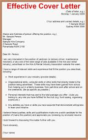 Samples Of Cover Letters For Resumes Free Download Job Application
