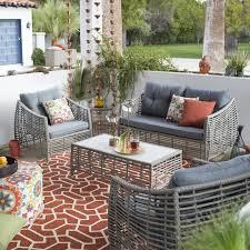 patio furniture conversation sets clearance awesome patio conversation set gorgeous wicker conversation patio set best