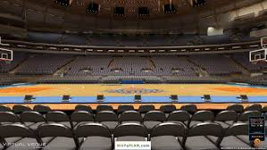 madison square garden seating chart view from section 05