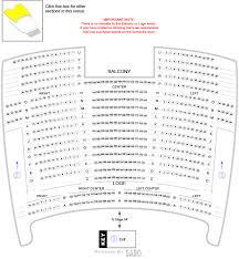 State Theater Seating Chart Seating Chart Sandusky State Theatre