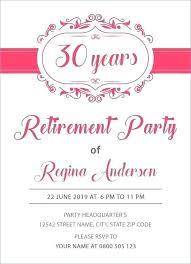 Dinner Program Templates Party Program Template Retirement Birthday Word En Templates