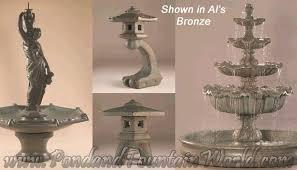 als garden art.  Art Alu0027s Bronze With Als Garden Art