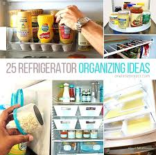 freezer organizer ideas binder clips chest