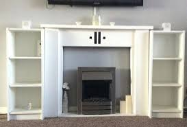 great ikea cabinets around fireplace mesmerizing electric fireplace