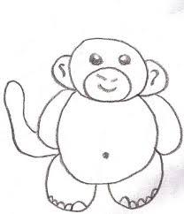 Come Disegnare Una Scimmia Picture Bambino Aqualunateatrocom