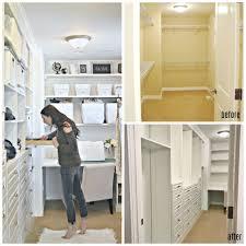 master bedroom closet diy built in transformation