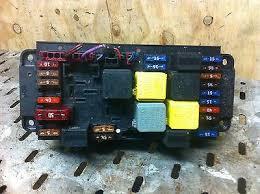 mercedes c class fuse box replacement fuse boxes mercedes w203 c class saloon front sam unit fuse box 2035451701