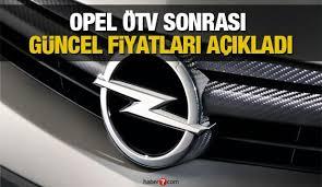 Nisan ayı güncel fiyat listesi i̇se şöyle Opel Announced Its Price List For 2020 According To Sct Opel Astra Corsa Combo Current Prices