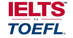 Image result for toefl vs Ielts