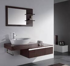modern bathroom cabinet colors. Modern Bathroom Sink Cabinet With Stylish Mirror And White Wall Color For Small Ideas Colors H