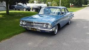 1960 Chevy Biscayne 409ci - YouTube