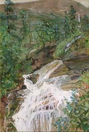 jane peterson watercolor of alaska