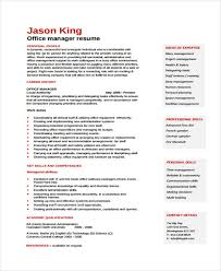office manager resumes 8 free word pdf format download free central head corporate communication resume