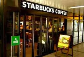 Organizational Chart For A Coffee Shop Starbucks Coffees Organizational Structure Its