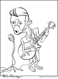 rock n roll coloring book rocks coloring page n rock and roll clip art guitarist singer rock n roll coloring book
