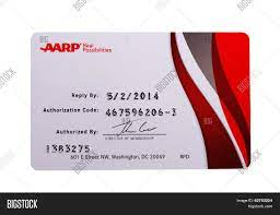 Aarp Card Image & Photo (Free Trial ...