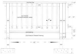 Deck rail spacing Requirements Standard Porch Railing Height Porch Rail Spacing Code Standard Exterior Railing Height Standard Porch Railing Home Decor Inspirations Standard Porch Railing Height Deck Railing Spacing Deck Railing