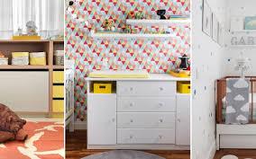 O quarto tem todo o destaque que precisa com essa parede. Quarto De Bebe Ideias De Decoracao Para Meninos E Meninas Casa E Jardim Decoracao