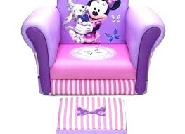 minnie mouse furniture chair bouncy high toddler set