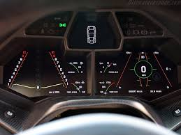 Lamborghini Reventon Interior — Otopan