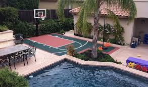 diy backyard basketball court.  Diy Basketball Court Gallery View Full Gallery And Diy Backyard
