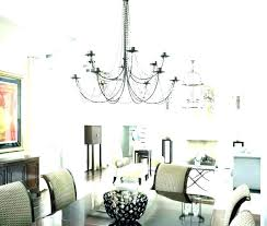 chandelier height from dining table dreaded dining chandelier height living room best chandeliers ideas on dinning