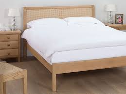 Stag Cane Bed Frame