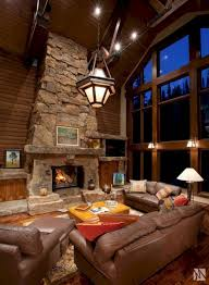 Cabin Style Interior Design Ideas 49 Superb Cozy And Rustic Cabin Style Living Rooms Ideas