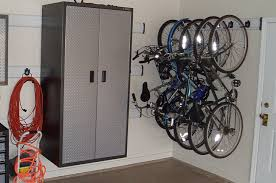 Chicago Bicycle Organization and Storage for Garage Walls and Ceilings