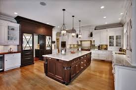 Image of: Kitchen inside the Dream Shingle Style House