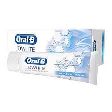 Zubna Pasta za Jačanje Cakline 3d White Oral-B (75 ml)