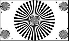 Back Focus Test Chart 3nh Te148 A Reflectance Camera Lens Focus Test Chart 36