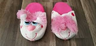 Stompeez Slippers Size Chart New Stompeez Childrens Kids Slippers House Shoes As Seen On