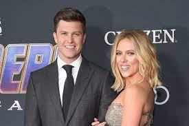 Scarlett Johansson und Colin Jost: Ihr ...