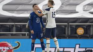 Contact gareth bale on messenger. Eric Dier Caught Short Gareth Bale Excited That Carabao Really Is Something The Warm Up Eurosport