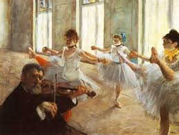 rehearsal 1879 by edgar degas impressionism genre painting the frick collection