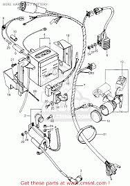 Honda ct90 trail 1974 usa wire harness battery buy wire harness rh cmsnl 2001 honda civic wire connectors honda wire plugs