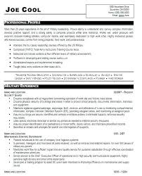 Military Resume Builder Classy Resume Builder Army Army Resume Builder Army To Civilian Resume