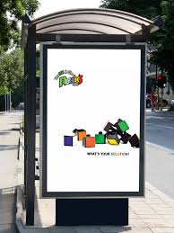 outdoor advertising template financeandbusiness outdoor advertising powerpoint template