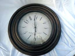 full size of outdoor wall clocks for large uk next decorative decor big modern