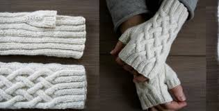 Free Fingerless Gloves Knitting Pattern Unique Knitted Traveling Cable Fingerless Gloves [FREE Pattern]