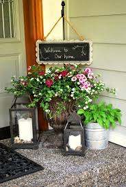 front door decor summer15 best Porch images on Pinterest  Home Welcome signs and Front