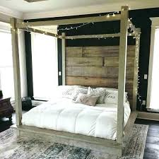 Collect This Idea Canopy Beds For The Modern Bedroom Elegant ...