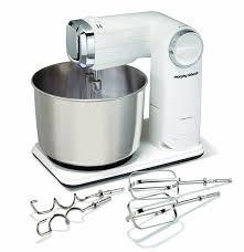 Pc Richards Kitchen Appliances Morphy Richards 48992 Folding Stand Mixer White Amazoncouk