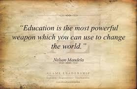 Educational Leadership Quotes Extraordinary Educational Leadership Quotes Classy Al Inspiring Quote On Education