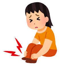 「膝痛い」の画像検索結果