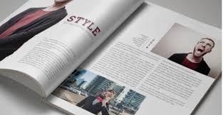 Indesign Magazine Templates 9 Indesign Magazine Templates Free And Premium