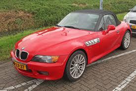 bmw z3 1996. File:1996 BMW Z3 1.9 Roadster (8138131888).jpg Bmw Z3 1996 3